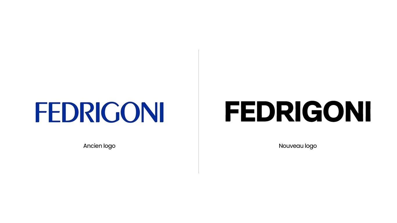 Le nouveau logo de Fedrigoni